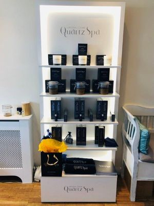 quartz spa products